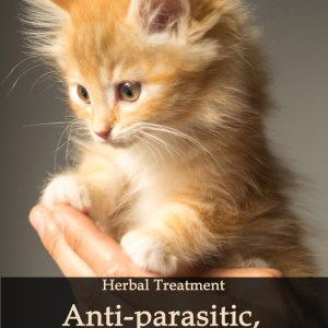 Herbal Treatment for Anti-parasitic / Anti-fungal (Spray) for Cats