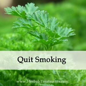 Herbal Medicine to help Quit Smoking