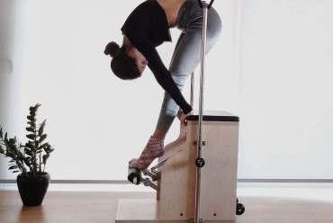 Θεραπεία και αποκατάσταση με Pilates