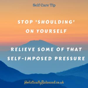 self care tip 6
