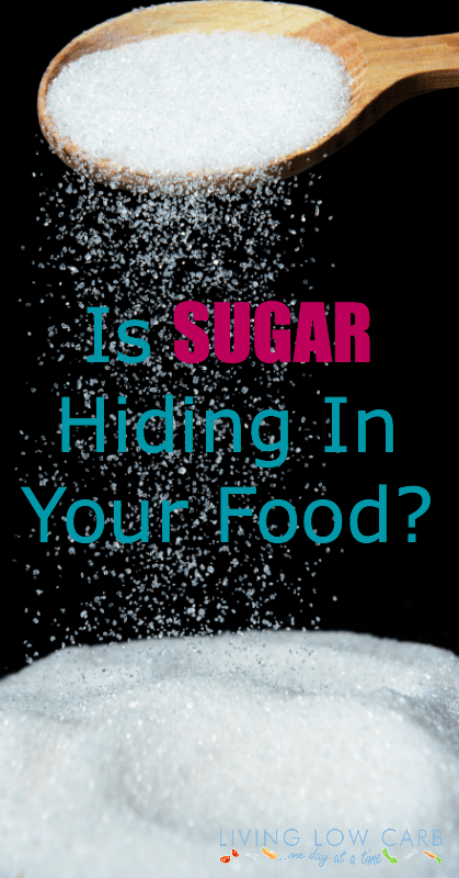 Is Sugar Hiding In Your Food Learn About Hidden Sugar In