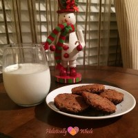 Grain-Free Cookies: Chewy Chocolate Chips