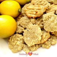 When Life Hands You Lemons … Make Scrumptious Cookies