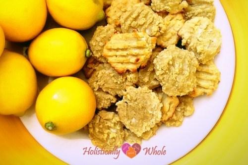 scrumptious lemon cookies