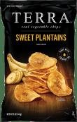 grain-free snacks: Terra Plantain Chips