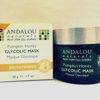 Andalou Pumpkin Honey Mask