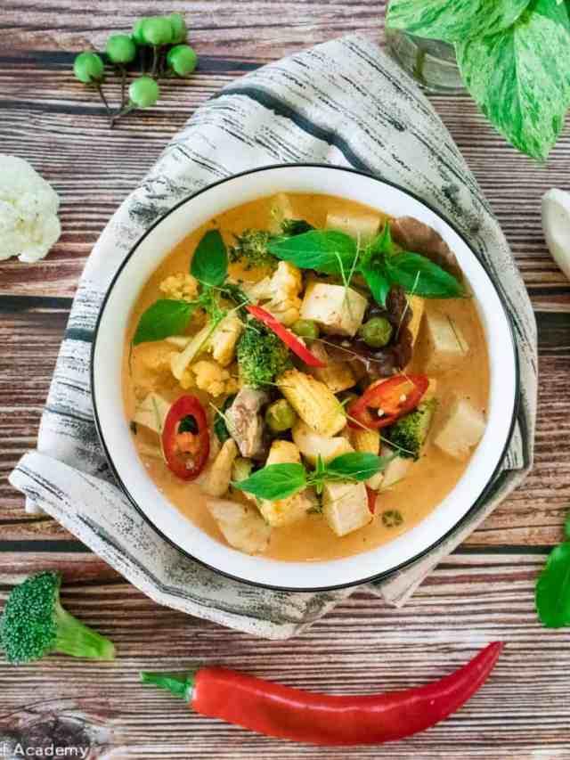 Top 9 Thai Vegan Recipes