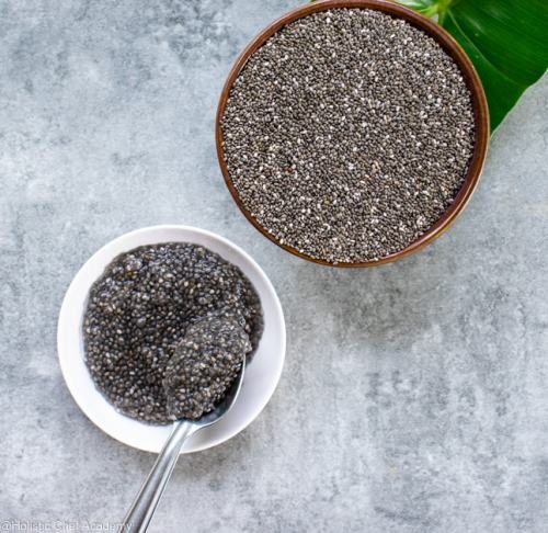 chia seed egg replacer