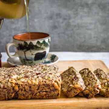 life-changing-bread-sliced-and-ready-to-eat-with-a-cup-of-tea