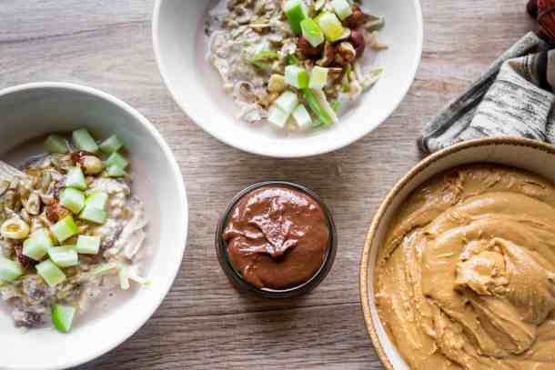 vegan-chocolate-spread-served-at-the-breakfst-table