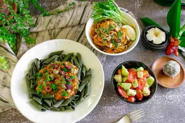 Bespoke Plant-Based Nutritional Meal Plan