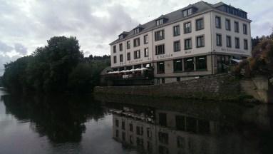 August: a french view in Josselin