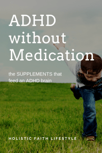 adhd without medication