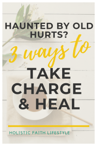 healing from old emotional wounds