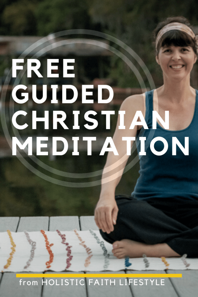 guided christian meditation
