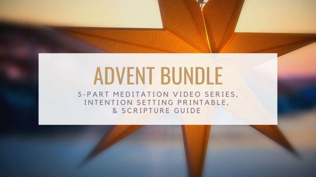 advent meditation