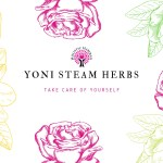 label of Yoni steam herbs