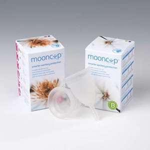 menstrual cup mooncup