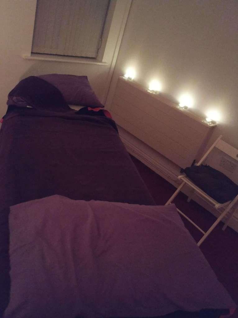 treatment room for mizan