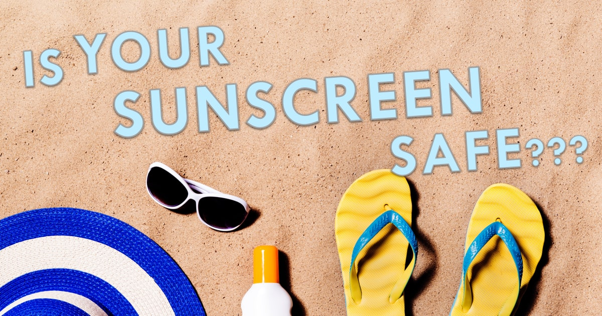 Is Your Sunscreen Safe? Avoid Harmful Chemicals With These Natural Alternatives