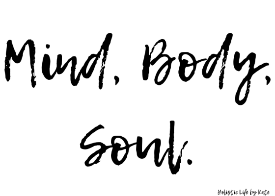 How To Create A Healthy Mind, Body & Soul Balance.