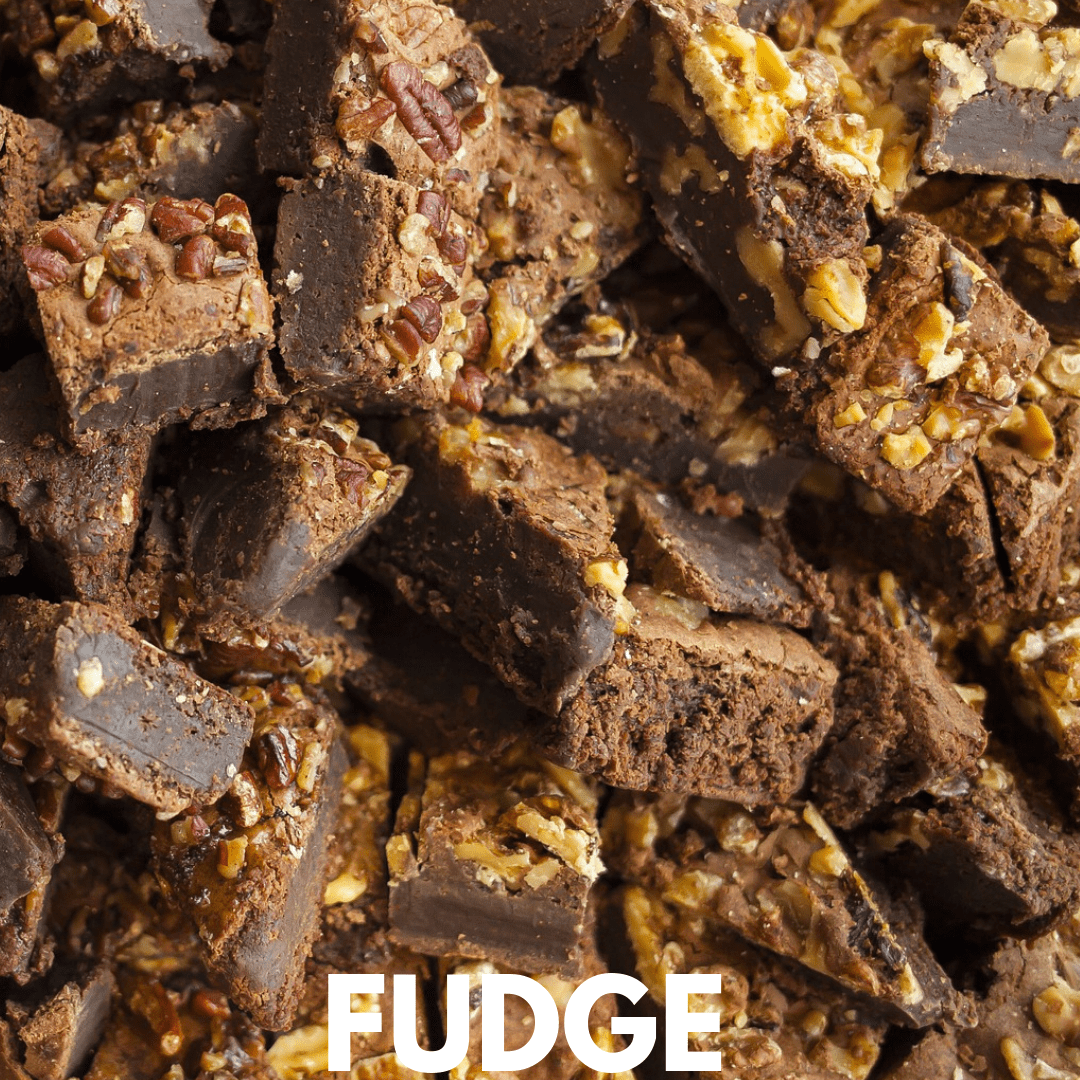 healthy chocolate fudge recipe