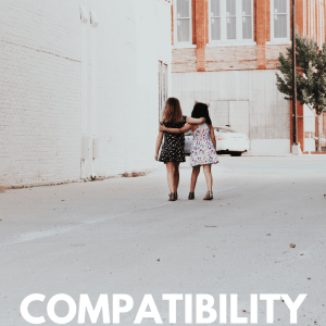 Signs that you are compatible with someone