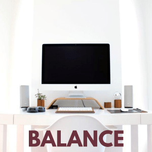 balance between productivity and happiness