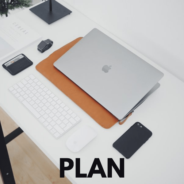 how to plan a successful month