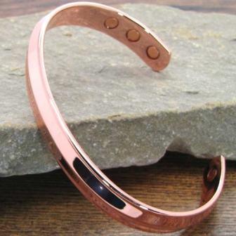 Copper Magnetic Bracelet for Women-Savanna