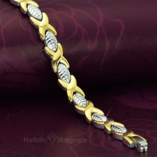 magnetic therapy healing bracelet women health bracelet pain relief ion energy bracelet gspc