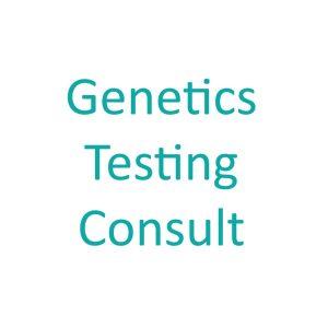 genetics testing consult