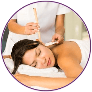 Massage Services - EAR CANDLING