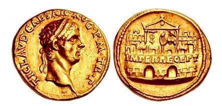 Claudius-Roman-coin