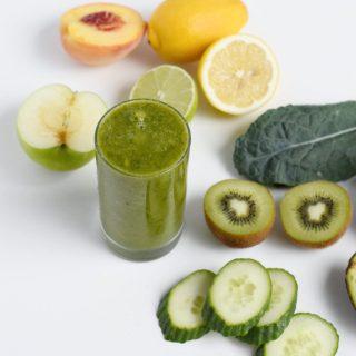 Glowing Green Drank and Blood Sugar Balance