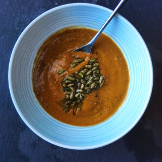 Savory Carrot Soup