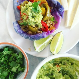 Paleo and AIP friendly Tacos!
