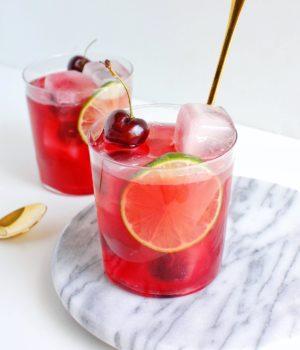 Tart Cherry Limeade Recipe