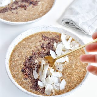 Cold Brew Chia Seed Pudding