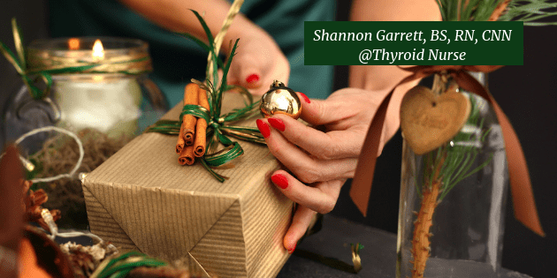 Holiday Gift Ideas for the Woman with Thyroid Disease