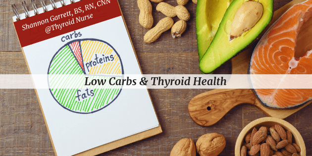 Low Carb Diets and Thyroid Disease