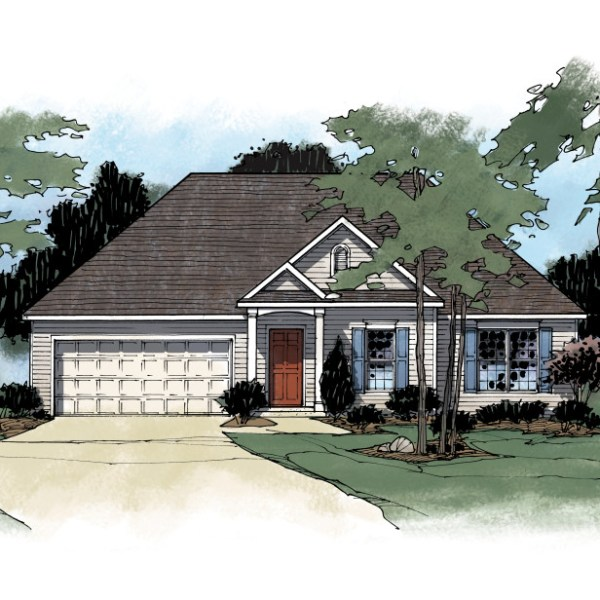 Enhanced Color Rendering from Standard Front Elevation