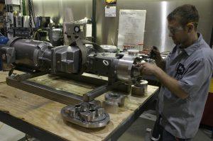 Even Waukesha Pumps Require Periodic Maintenance