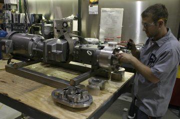 Holland Sanitary Pump Repair Facility