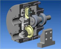 Inner Workings of Quattroflow Pump