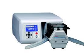 The FH100M Multi-Channel Peristaltic Pump