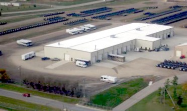 Winnebago Industries Shipout Building | Forest City, Iowa