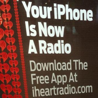 Your iPhone is now a radio