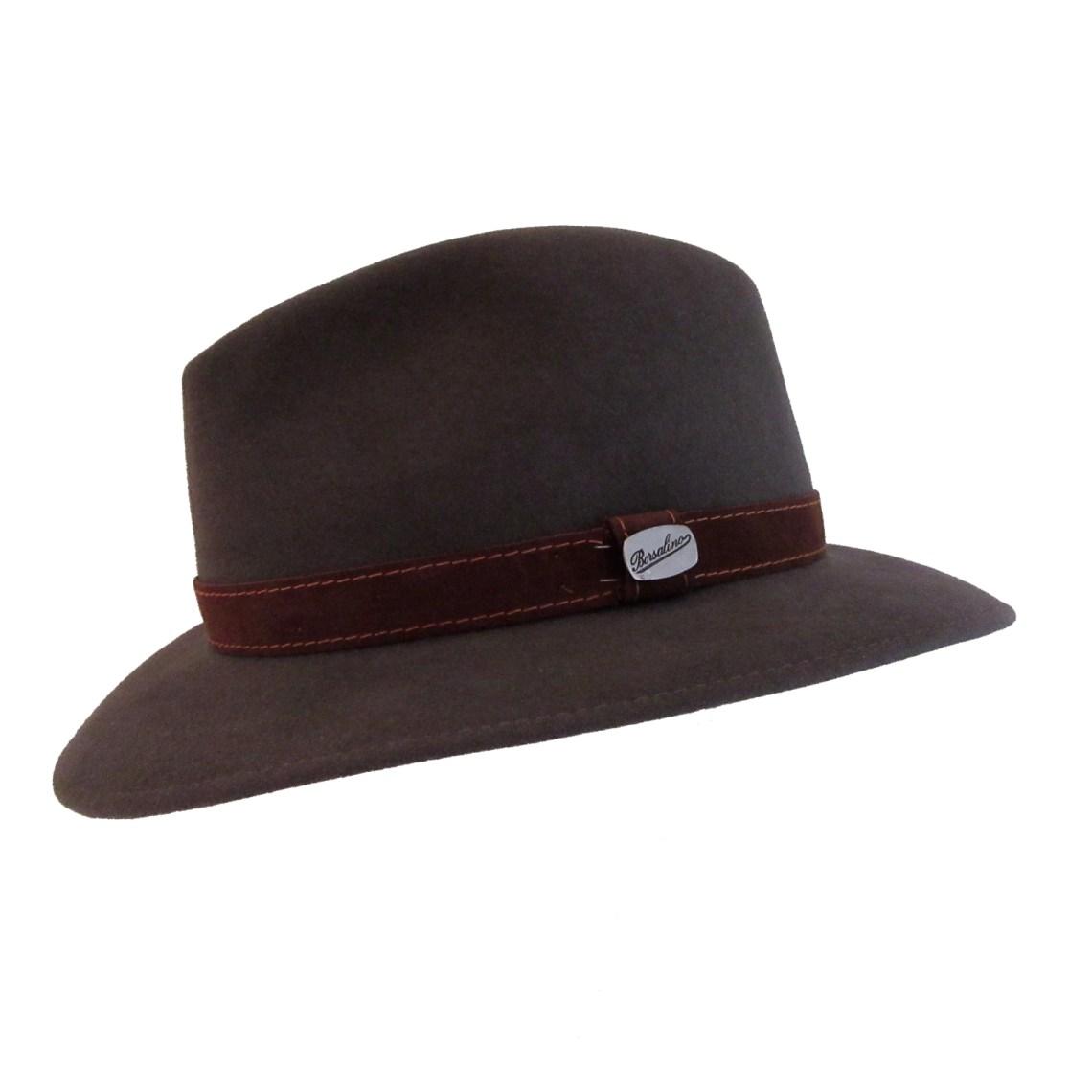 Borsalino Marco Fur Felt Fedora Holland Hats 8aa1f1e8e58