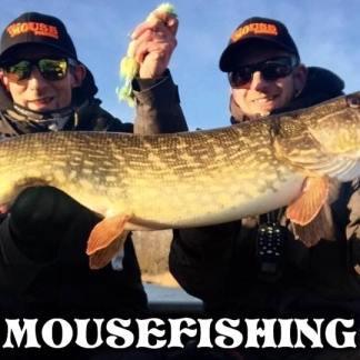 Mousefishing Lures